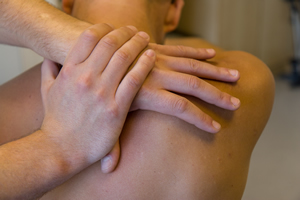 Physiotherapist Treatment Active Release Techniques