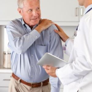 5 Warning Signs of Frozen Shoulder
