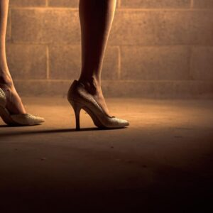 Let your high heels gather dust after lockdown.